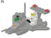 LEGO® set: 891 - Two-Man Scooter