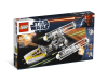 LEGO® set: 9495 - Gold Leader's Y-wing Starfighter