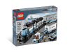 LEGO® set: 10219 - Maersk Container Train