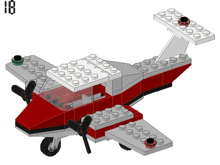 null - 6687 - LEGO® building instruction step