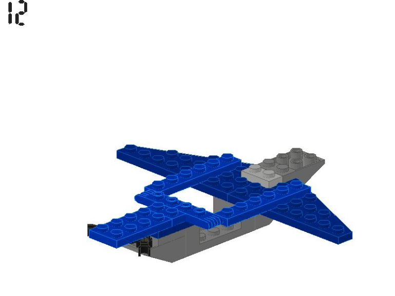 null - 6872 - LEGO® building instruction step