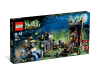 LEGO® set: 9466 - The Crazy scientist and his monster
