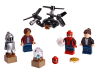 LEGO® set: 40343 - Spider-Man and the Museum Break-In
