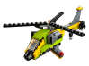 LEGO® set: 31092 - Helicopter Adventure