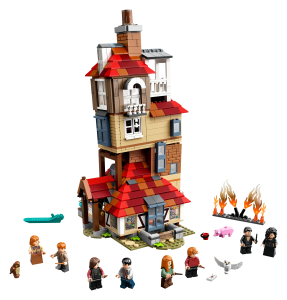 LEGO® set: 75980 - Attack on the Burrow - main image