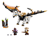 LEGO® set: 71718 - Wu's Battle Dragon