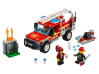 LEGO® set: 60231 - Fire Chief Response Truck