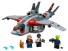 LEGO® set: 76127 - Captain Marvel and The Skrull Attack