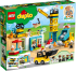 LEGO® set: 10933 - Tower Crane & Construction - alternate image