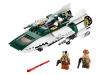 LEGO® set: 75248 - Resistance A-Wing Starfighter?