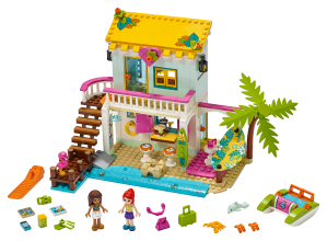 LEGO® set: 41428 - Beach House - main image