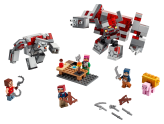 LEGO® set: 21163 - The Redstone Battle