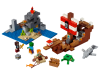 LEGO® set: 21152 - The Pirate Ship Adventure