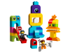 LEGO® set: 10895 - Emmet and Lucy's Visitors from the DUPLO® Planet