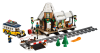 LEGO® set: 10259 - Winter Village Station