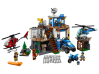 LEGO® set: 60174 - Mountain Police Headquarters