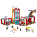 LEGO® set: 60110 - Fire Station