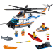 LEGO® set: 60166 - Heavy-duty Rescue Helicopter