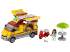 LEGO® set: 60150 - Pizza Van