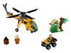 LEGO® set: 60158 - Jungle Cargo Helicopter
