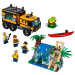 LEGO® set: 60160 - Jungle Mobile Lab