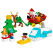 LEGO® set: 10837 - Santa's Winter Holiday