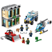 LEGO® set: 60140 - Bulldozer Break-in