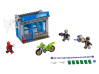 LEGO® set: 76082 - ATM Heist Battle
