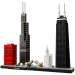 LEGO® set: 21033 - Chicago