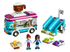 LEGO® set: 41319 - Snow Resort Hot Chocolate Van