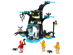 LEGO® set: 70427 - Welcome to the Hidden Side - main image
