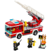 LEGO® set: 60107 - Fire Ladder Truck