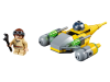 LEGO® set: 75223 - Naboo Starfighter Microfighter