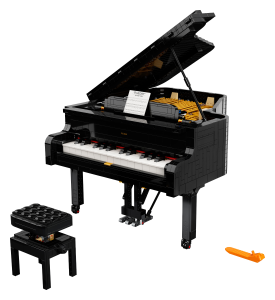 LEGO® set: 21323 - Grand Piano - main image