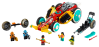 LEGO® set: 80015 - Monkie Kid's Cloud Roadster