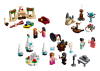 LEGO® set: 75981 - LEGO® Harry Potter? Advent Calendar