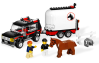 LEGO® set: 7635 - 4WD with Horse Trailer