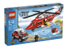 LEGO® set: 7206 - Fire Helicopter