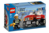 LEGO® set: 7241 - Fire car