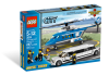 LEGO® set: 3222 - Helicopter and Limousine