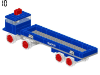 LEGO® set: 334 - Truck with flatbed