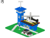 LEGO® set: 354 - Police heliport