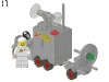 LEGO® set: 452 - Mobile Tracking Station