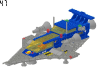 LEGO® set: 497 - Galaxy Explorer
