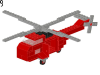 LEGO® set: 691 - Rescue helicopter