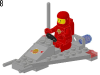 LEGO® set: 885 - Space Scooter