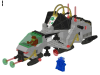LEGO® set: 1968 - Space ship