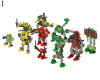 LEGO® set: 4097 - Mini Robots