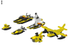 LEGO® set: 4505 - Sea Machines
