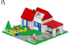 LEGO® set: 6349 - Holiday Villa